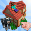Medieval Craft: Town Building app icon