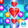 Jewel Mania Valentine's Day app icon