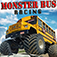 Monster Bus Racing ( 3D Game ) app icon