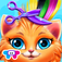 Crazy Cat Salon App Icon