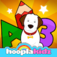 HooplaKidz Fun with ABC and 123 iOS Icon
