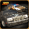Real police car chase simulator 3D app icon