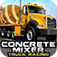 Concrete Mixer Truck Racing app icon