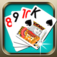 A¹ Solitaire Pack -Classic Poker:Spider,Freecell,Canfield,Pyramid,Klondike &Golf app icon