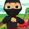 Lawn Mowing Madness: Ninja Style Pro app icon