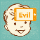 Evil Minds: Dirty Charades! iOS Icon