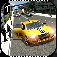 Modern Taxi Driving 3D iOS Icon