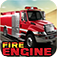 Fire Engine Racing app icon