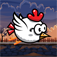 Tap Tap Chicken Flying Adventures Pro iOS Icon