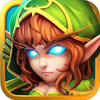 Heroes and Titans: 3D Battle Arena app icon