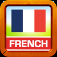 Learn French Words and Pronunciation iOS Icon