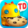 Cookie Gluttons TD App Icon