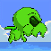 Super Flappy Cthulhu iOS Icon