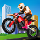 Crazy Traffic Rider : Police Chase iOS Icon