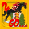 Show Jumping Two Country Race Pro iOS Icon
