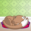Sleepy Cat iOS Icon