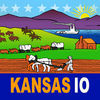 Kansas io app icon