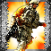 Angry Commando: Super Black ops Soldier app icon