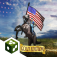 Civil War: 1863 Gold iOS Icon