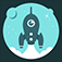 Let's Go Rocket app icon