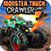 Monster Truck Crawler Combat app icon