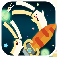 Come Home, Space Carrot Bunny app icon