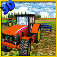 Farm Tractor Driver Simulator iOS Icon