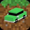 Blocky Racer app icon