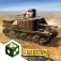 Tank Battle: North Africa Gold iOS Icon