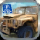 Extreme Army Humvee Parking 3D app icon