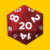 RPG Dice Roll iOS Icon