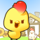 Happy Chicken Town App Icon