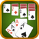 $ Solitaire $ iOS Icon