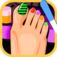 Mommy Foot Nail Spa iOS Icon