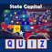 State Capital Quiz Pro app icon