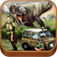 Jurassic Island: The Dinosaur Zoo app icon