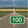 Rally100 app icon