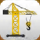Tower Crane 3D app icon