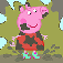Peppa Pig and Muddy Puddles. Baby games. app icon