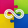 Infinite Jigsaw Puzzles app icon