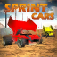 Sprint Car Dirt Track Game App Icon