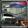 City Car Chase Dog Survival 3D iOS Icon