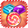 Candy Pop Mania Match iOS Icon