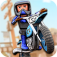 Cartoon Dirt Bike Runner app icon