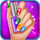 Awesome Fashionista Nail Beauty Salon app icon