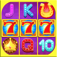 A Aced Golden Slots app icon