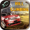 Hill Climbing 3D iOS Icon