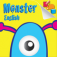Monster English app icon