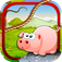 Rope The Piggies At The Farm Free iOS Icon