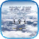 Combat Plane 1945 : Air Strike War Jet Free Game app icon